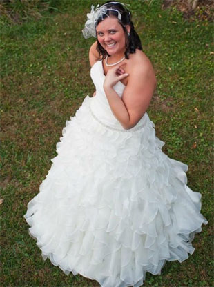 Have your wedding dress cleaned by the professionals at Gardner's Drycleaning-Laundry in Charleston WV